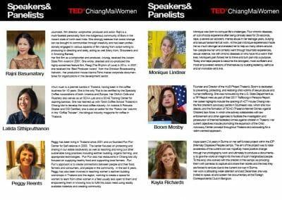 TEDx Chiang Mai Women 6