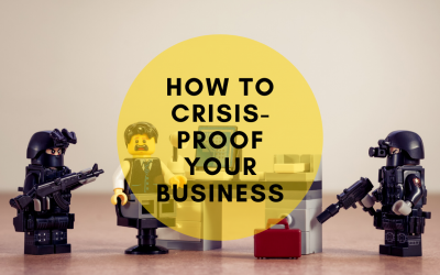 How to Crisis-Proof your business in 4 steps